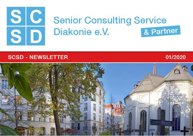 SCSD und Partner - Newsletter 01 2020