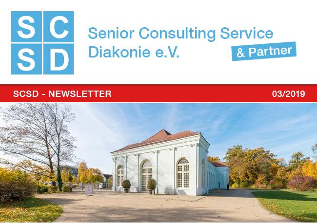 SCSD und Partner - Newsletter 03 2019