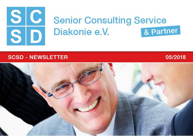 SCSD und Partner - Newsletter - Netzwerksozialwirtschaft
