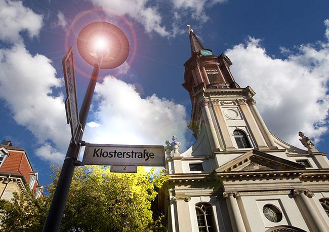 SCSD - Parochialkirche Klosterstraße 66, Berlin